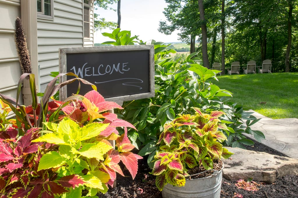 You'll instantly feel welcome and comfortable upon your arrival.