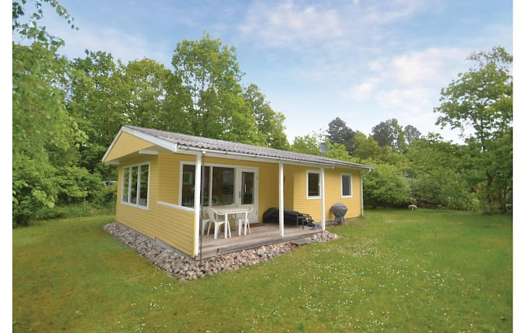 Holiday cottage with 3 bedrooms on 50m² in Ørsted