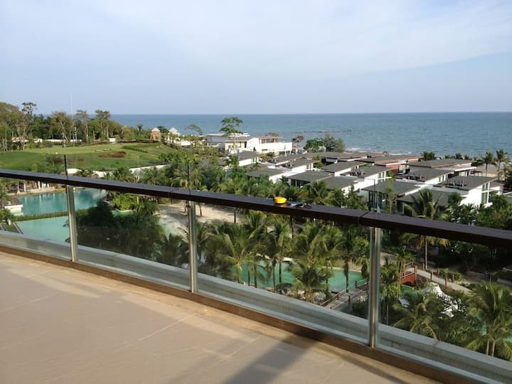 1 bedroom condo in compound of 5* Marriott Rayong