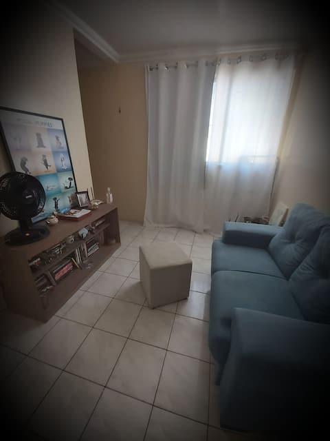 Apartamento mobiliado, inteiro em Caucaia/Ce