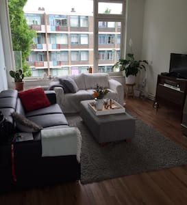 Cosy apartment, 1 bedroom, 10 min from city centre - Eindhoven