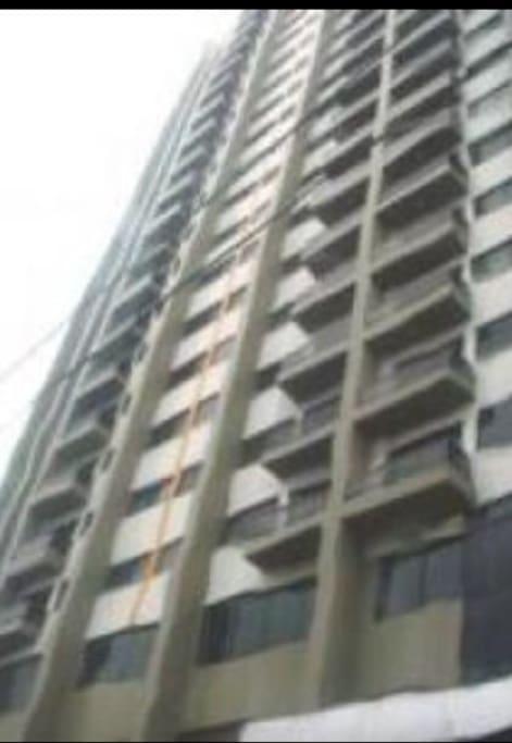 fachada o edifício dragão do mar residence