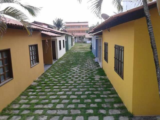 Casa confortável em condomínio !!! - Guaibim - บ้าน