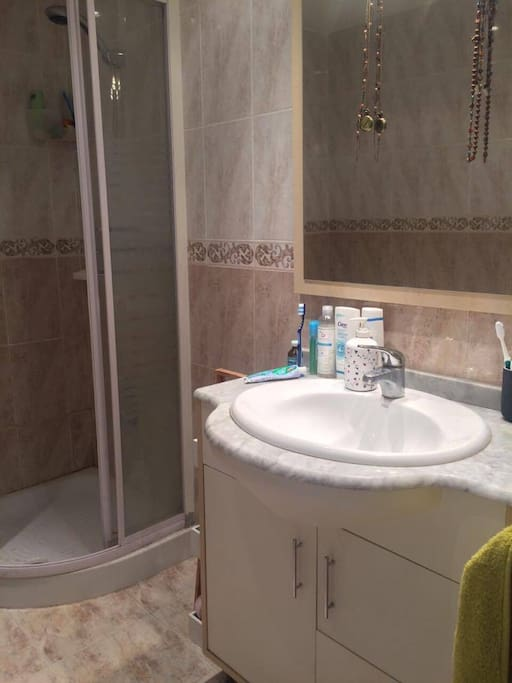 we have nice toilet, everything needed is there. We can provide you with towels and all sheets for the bed