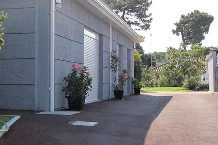 Bellissima casa con giardino & Wifi
