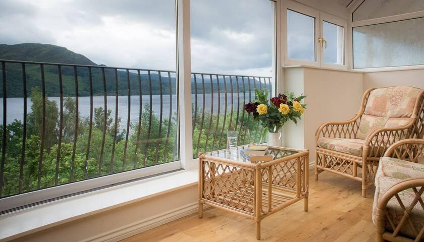 Loch Rannoch Highland Club Highland Lodge 47
