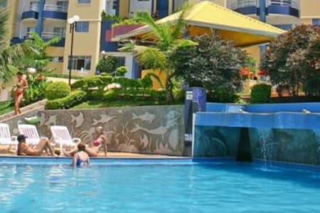 Apartamento amplo em Caldas Novas #relax