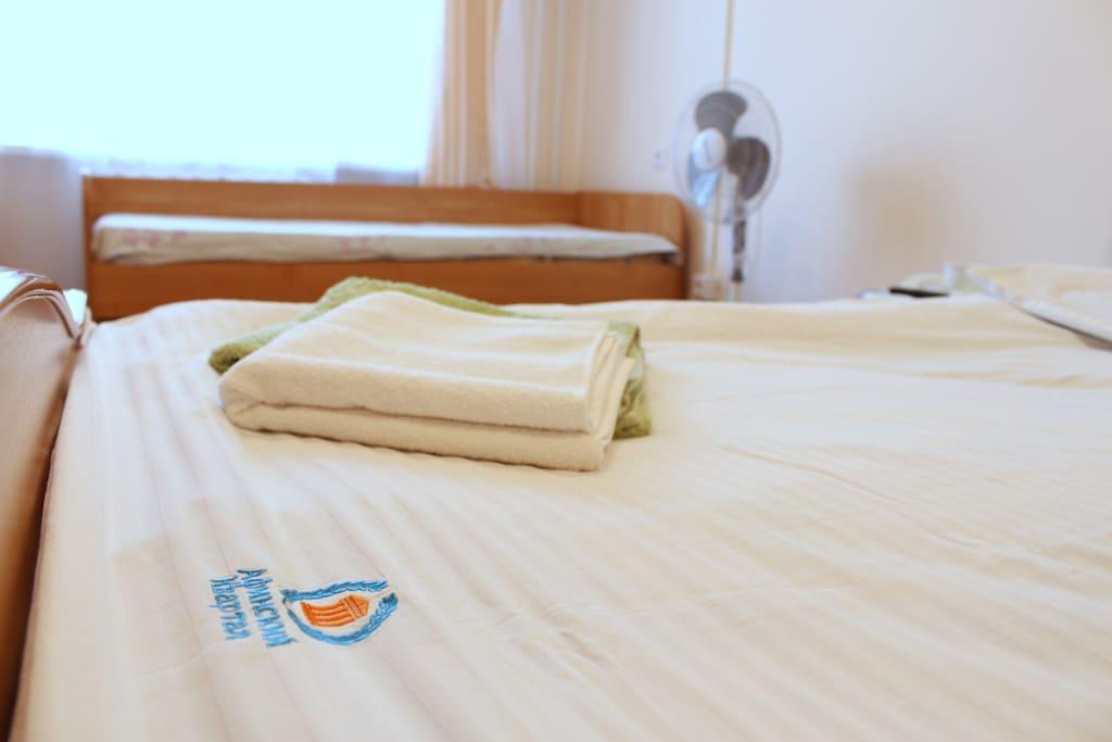 Мы заботимся о лучших стандартах гостеприимства.
