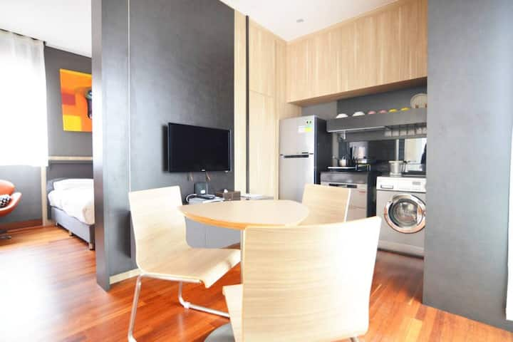 Brand New- One bedroom studio Sen-7 at topfloor