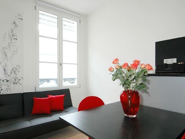 Beautiful brand new studio Marais - Paris - Apartment