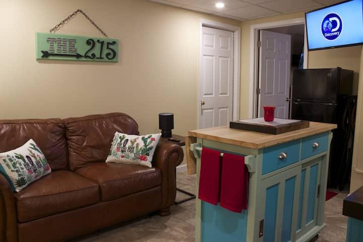 The 215 Apartment