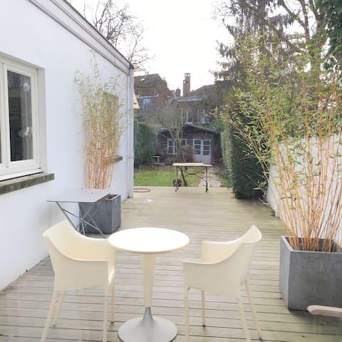 Grande maison familiale à Bruxelles - Watermael-Boitsfort - Casa
