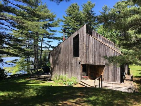 Gran Den Lakefront Home Near Acadia