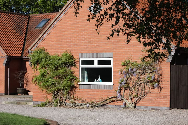 Haddon Croft - Self contained - Dog friendly......