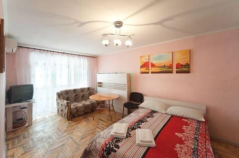 Квартира в Запорожье, ул. Победы 119, вид на Днепр