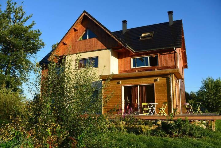 Gite confortable et lumineux - La Maison du Cairn