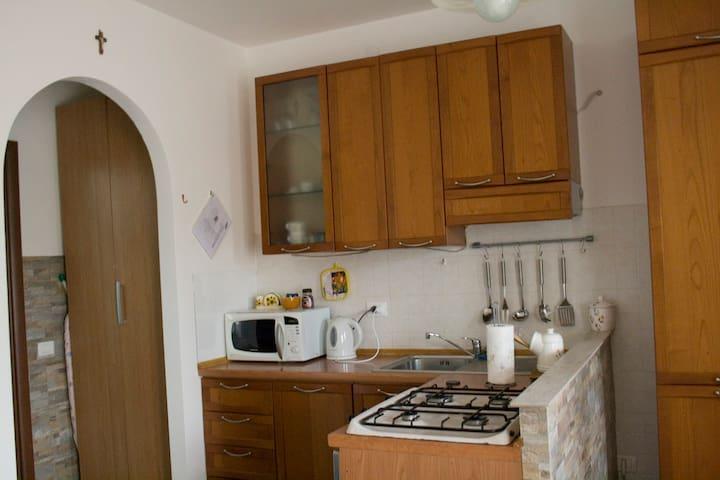 Lovely detached house on the Via Francigena