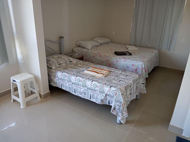Apartamento n° 201 ótima localização em Frederico.