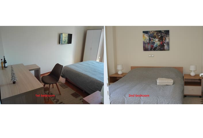 2bedrooms apt - Athens nightlife & Keramikos metro