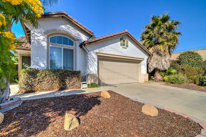 NEW! Large 3BR Camarillo House w/ Expansive Yard!