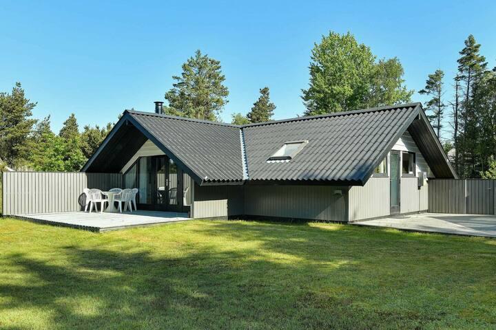Pretty Holiday Home in Nørre Nebel near Sea