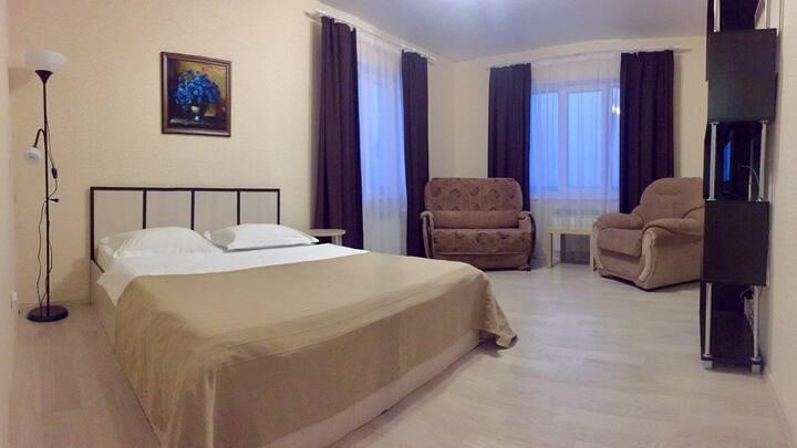 Квартиры Любимый дом в городе Пенза Антонова 5д