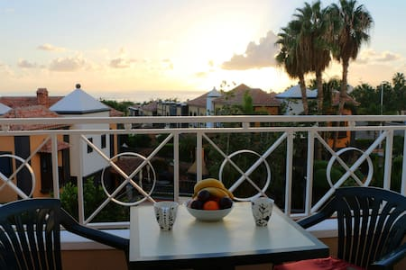 Lovely apartment see view - Costa Adeje - Wohnung