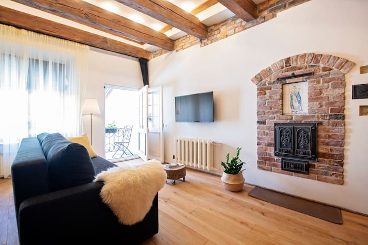 Romantic apartment in Old Town Tallinn