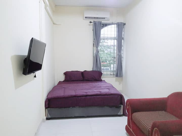 HOME STAY BATAM (D), ONLY RP. 155.000/DAY