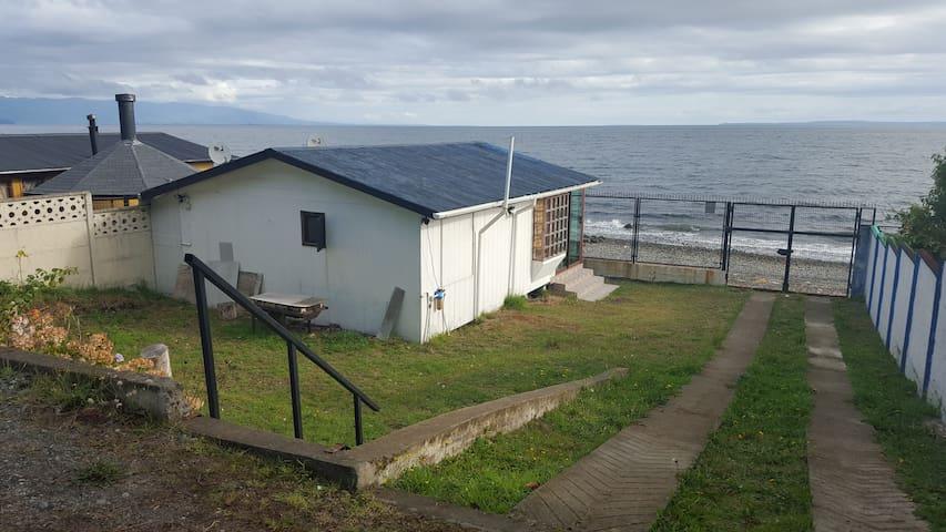 CABAÑA FRENTE AL MAR - Puerto Montt - Cabin