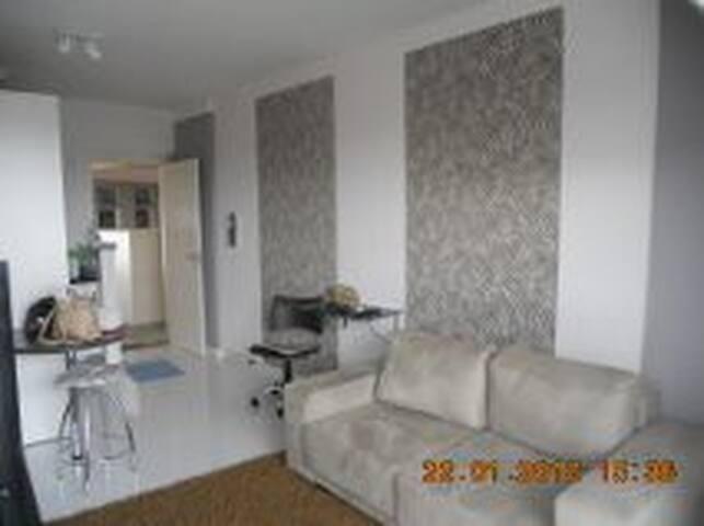 Apto no Centro de Piracicaba-Locação mínima 30dias - Piracicaba - Apartamento