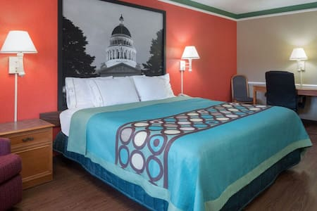 Contiguous Double Bed At Suburbs