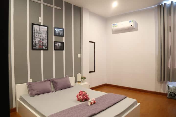 Quy Nhon Hana Apartment - Entire 4BR Townhouse