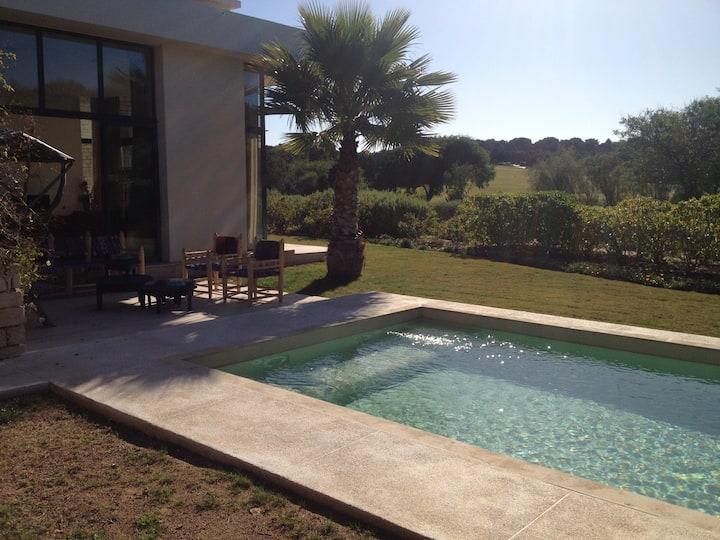 Villa de charme au coeur du golf d'Essaouira