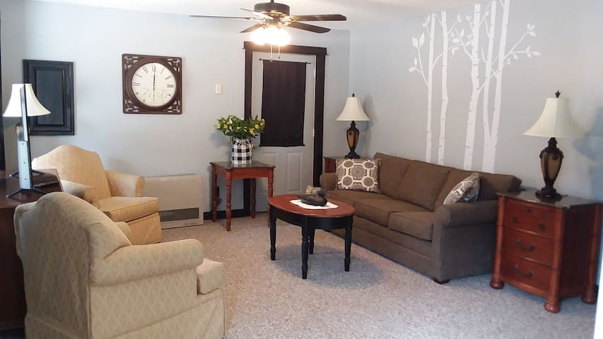 1 Bedrm Apt Country Set. Near Waterfront Concerts