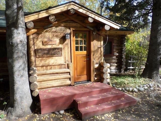 Great Wyoming Cabin - Restored - Wilson - Casa