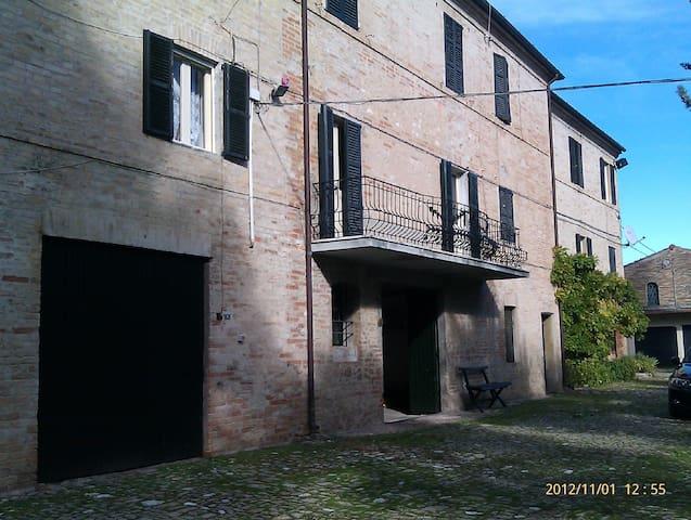 accogliente e comoda 'Villa Ilari' - Montegiorgio - Vila
