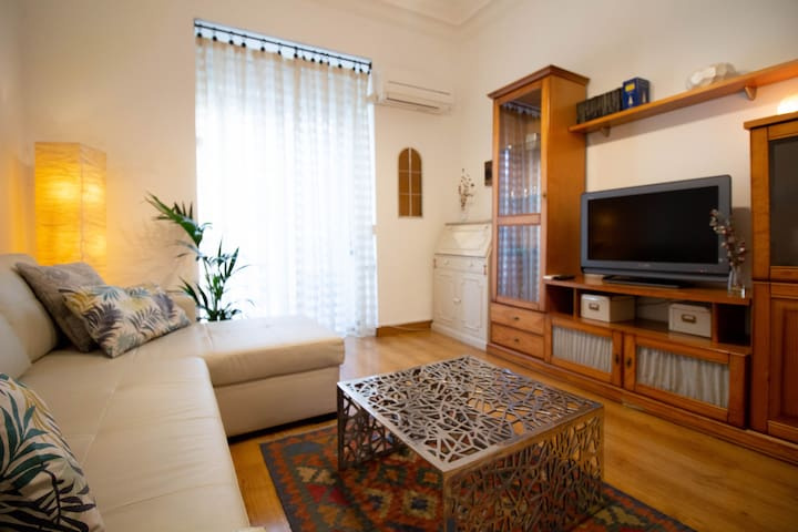 Apartment downtown Madrid