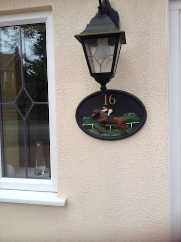 The Racecourse House 3 - Oadby - Appartement