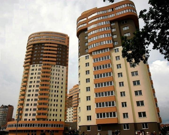 2-х комнатная квартира в новом доме на ул.Гагарина