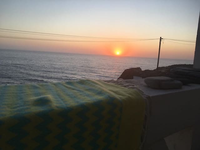 Our Sunset Spot @ Zambujeira do Mar - Vista Mar