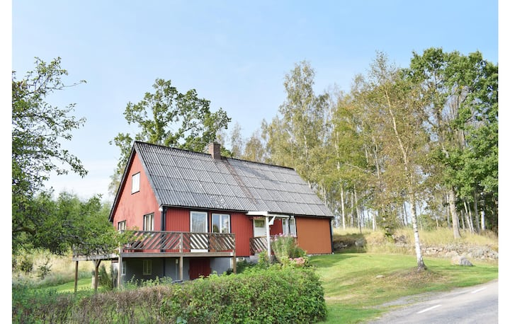 Awesome home in Örkelljunga with 2 Bedrooms