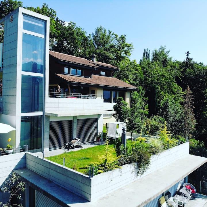 BnB La Sittelle - Appartement au cœur du Valais