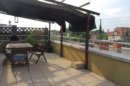 Rokolya Terrace - Budapest