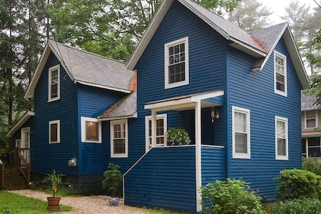 Seaside Cottage Unit under the Pines - 올드 오차드 비치(Old Orchard Beach) - 아파트