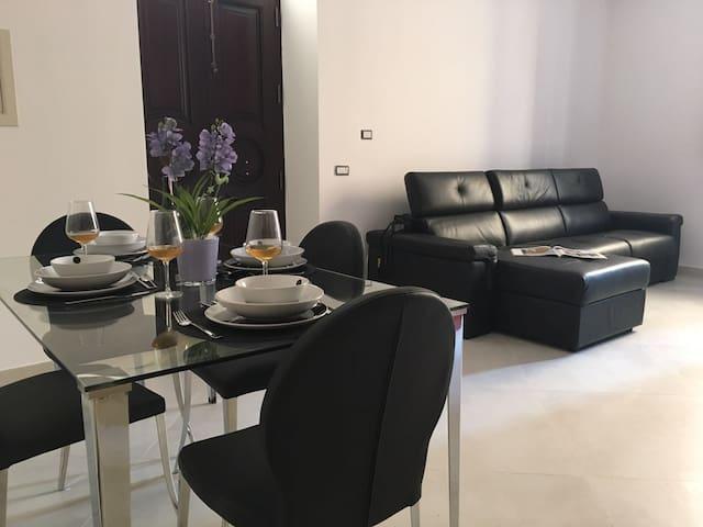 Homy Sicily - Holiday Apartment - Sant'Agata di Militello - Daire