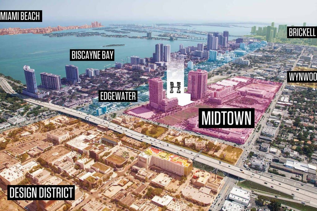 Miami Area/ We are in Design District