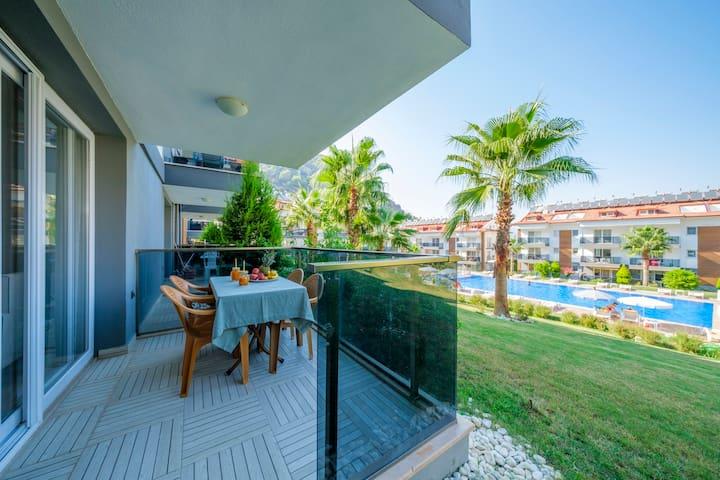 Beautiful Luxury Apartment on Oludeniz Way