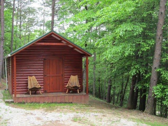 Lover's Leap, Cabin # 2