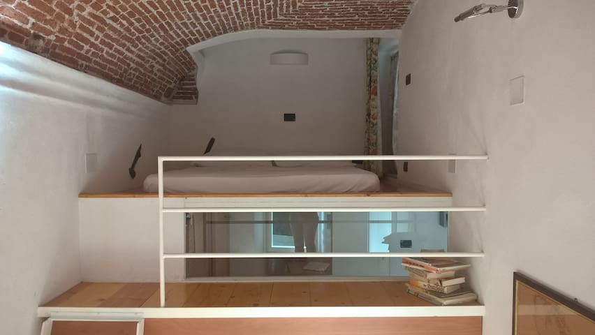 Loft in San Lorenzo 1, opt parking